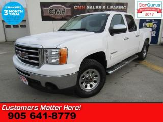 Used 2012 GMC Sierra 1500 SL  CREW 4X4 CHROME-SIDE-BARS PWR-GROUP TOW for sale in St Catharines, ON