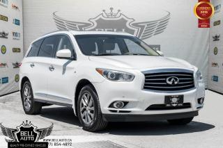 Used 2014 Infiniti QX60 360 CAM, NAVI, SUNROOF, SENSORS, PUSH START for sale in Toronto, ON