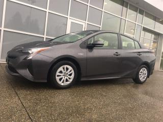 Used 2017 Toyota Prius Hybrid for sale in Surrey, BC