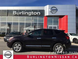 Used 2013 Nissan Rogue SV, FWD, for sale in Burlington, ON