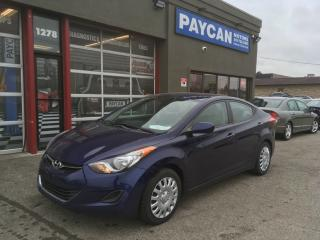 Used 2012 Hyundai Elantra L for sale in Kitchener, ON
