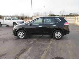 Used 2016 Nissan Rogue S AWD for sale in Cayuga, ON