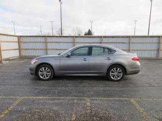 Used 2011 Infiniti M37x SPORT AWD for sale in Cayuga, ON