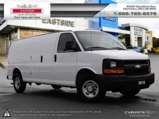 Used 2016 Chevrolet Express 2500 - for sale in Markham, ON