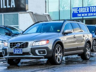 Used 2013 Volvo XC70 T6 AWD A for sale in Thornhill, ON