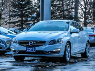 Used 2015 Volvo S60 T5 Drive-E FWD Premier Plus for sale in Thornhill, ON