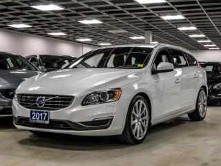 Used 2017 Volvo V60 T6 Drive-E AWD Premier for sale in Thornhill, ON