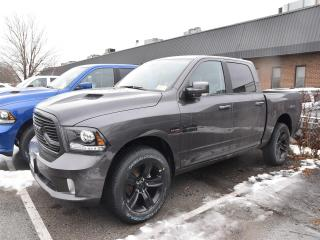 Used 2018 Dodge Ram 1500 Sport|4X4|HEMI|GOOGLE ANDROID|NAV|UCONNECT for sale in Concord, ON