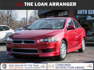 Used 2013 Mitsubishi Lancer for sale in Barrie, ON
