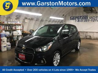 Used 2017 Chevrolet Spark LT*CVT*PHONE CONNECT*CRUISE CONTROL*CLIMATE CONTROL*POWER WINDOWS/LOCKS/MIRRORS*FOG LIGHTS*KEYLESS ENTRY* for sale in Cambridge, ON