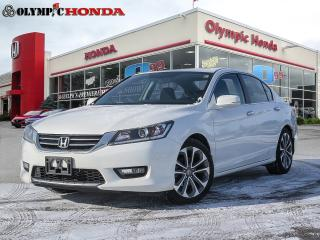 Used 2015 Honda Accord Sport for sale in Guelph, ON