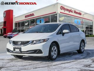 Used 2014 Honda Civic LX for sale in Guelph, ON