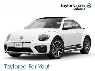 New 2018 Volkswagen Beetle Dune Coupe 2.0T 6sp at w/Tip for sale in Orleans, ON