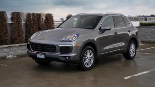 Used 2017 Porsche Cayenne w/ Tip for sale in Vancouver, BC