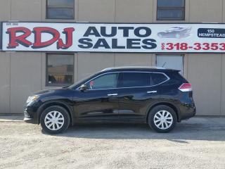 Used 2014 Nissan Rogue S 1 OWNER ACCIDENT FREE. for sale in Hamilton, ON