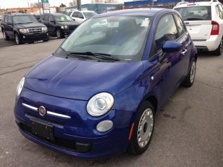 Used 2012 Fiat 500 Pop for sale in Oshawa, ON