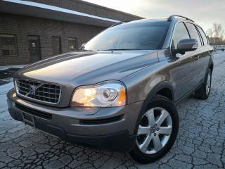 Used 2009 Volvo XC90 AWD|7 Passenger|Leather|Sunroof|DVD|BLID| for sale in Oakville, ON