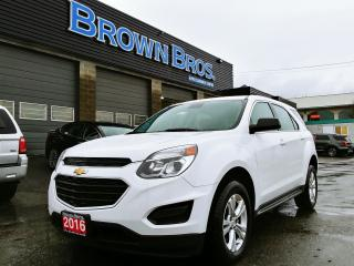 Used 2016 Chevrolet Equinox LS, AWD, Local, Accident free for sale in Surrey, BC
