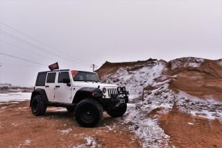 Used 2010 Jeep Wrangler Unlimited Sahara for sale in Estevan, SK