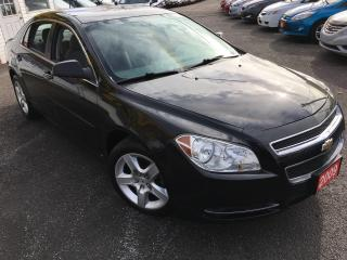 Used 2009 Chevrolet Malibu LS / Auto / Alloys / Steering Controls /4-Cylinder for sale in Scarborough, ON