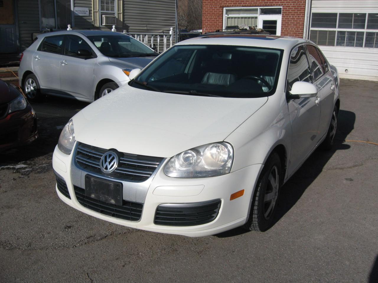 2006 Volkswagen Jetta 1.9L TDI HIGHLINE