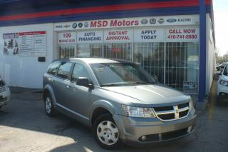 Used 2009 Dodge Journey SE   LOW  KM for sale in Etobicoke, ON