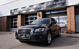 Used 2011 Audi Q5 2.0L Premium Plus PANO ROOF LEATHER BLUETOOTH for sale in Mississauga, ON