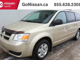 Used 2010 Dodge Grand Caravan SE Passenger Van for sale in Edmonton, AB