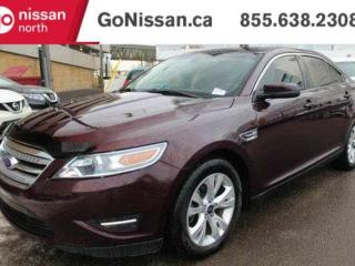 Used 2011 Ford Taurus SEL RARE All-wheel Drive Sedan for sale in Edmonton, AB