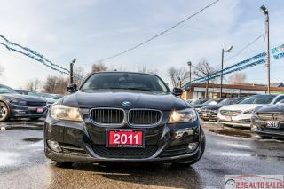Used 2011 BMW 3 Series 328i xDrive AWD/NO ACCIDENT for sale in Brampton, ON