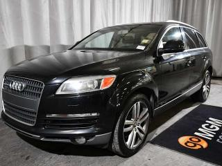 Used 2007 Audi Q7 4.2 for sale in Red Deer, AB