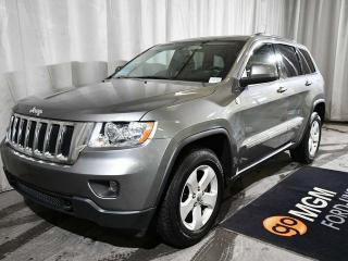 Used 2011 Jeep Grand Cherokee LARE for sale in Red Deer, AB