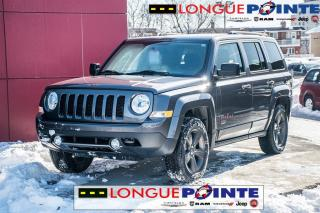 Used 2016 Jeep Patriot North AWD for sale in Montréal, QC