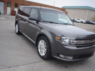 Used 2015 Ford Flex NAVI.,BACK UP CAMERA for sale in Mississauga, ON