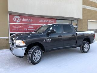 Used 2018 RAM 2500 SXT 4x4 Crew Cab for sale in Edmonton, AB