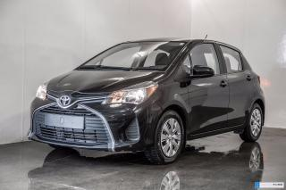 Used 2016 Toyota Yaris A/C for sale in Laval, QC