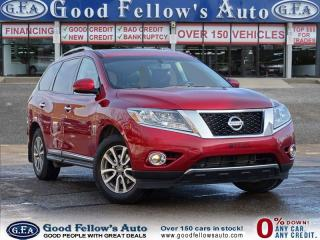Used 2014 Nissan Pathfinder SL MODEL, PREMIUM PKG, AWD, PANORAMIC ROOF, 7 PASS for sale in North York, ON