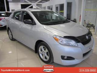 Used 2013 Toyota Matrix TOURING GR.ELECTRIC for sale in Montréal-Nord, QC