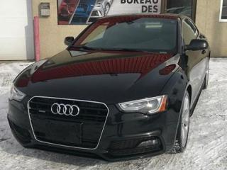 Used 2014 Audi A5 Progressiv S-LINE for sale in Mirabel, QC