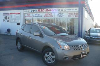 Used 2010 Nissan Rogue S for sale in Etobicoke, ON