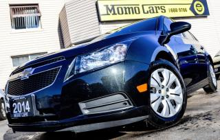 Used 2014 Chevrolet Cruze LT! Remote Start+2 Tire Sets! ONLY $120/bi-weekly! for sale in St Catharines, ON