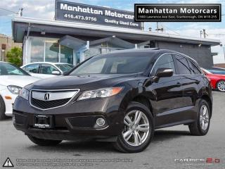 Used 2015 Acura RDX AWD PREMIUM PKG |CAMERA|PHONE|WARRANTY|NOACCIDENT for sale in Scarborough, ON