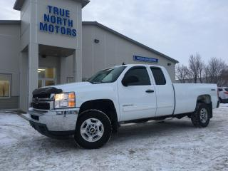 Used 2011 Chevrolet Silverado 2500 LT LONG BOX for sale in Selkirk, MB