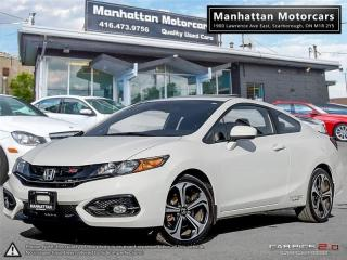 Used 2014 Honda Civic SI COUPE i-VTEC |NAV|CAMERA|PHONE|ROOF|6 SPEED for sale in Scarborough, ON