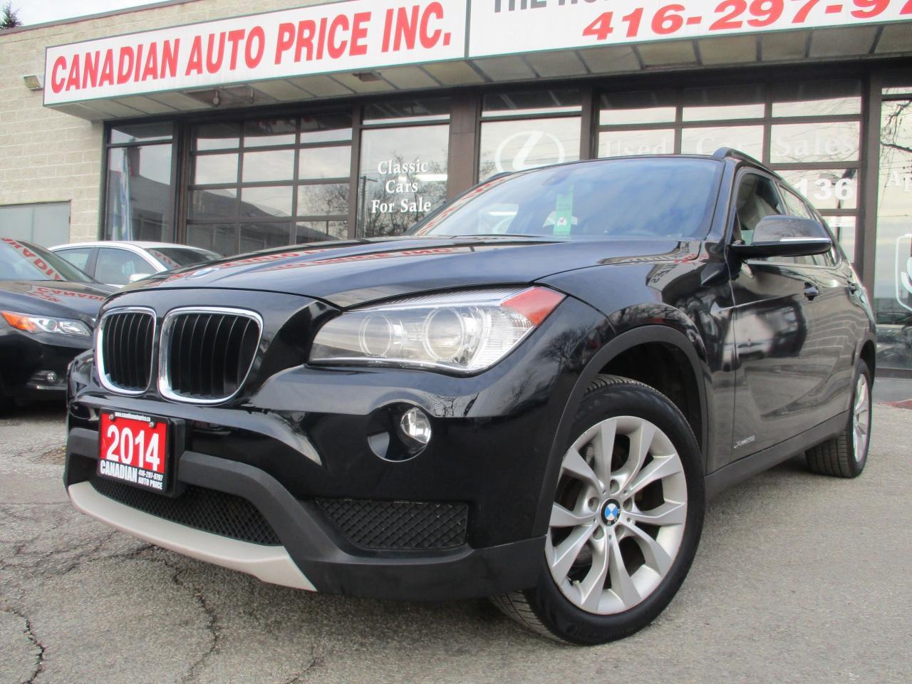 2014 BMW X1 xDrive28i-PRM-PKG-PANORAMIC-ROOF-LOADED