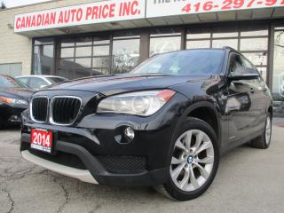 Used 2014 BMW X1 xDrive28i-PRM-PKG-PANORAMIC-ROOF-LOADED for sale in Scarborough, ON
