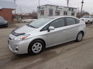 Used 2010 Toyota Prius Certified for sale in Kitchener, ON