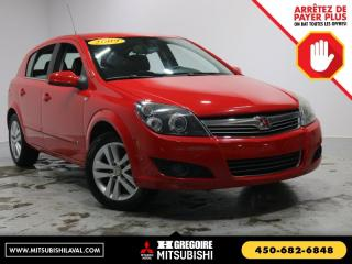 Used 2009 Saturn Astra XR A/C for sale in Saint-leonard, QC