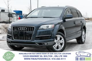 Used 2011 Audi Q7 3.0L T QUATTRO Premium BACK UP CAMA NAVI PANO ROOF for sale in Caledon, ON