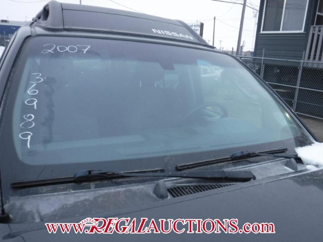 Photo of Grey 2007 Nissan XTERRA  4D UTILITY 4WD